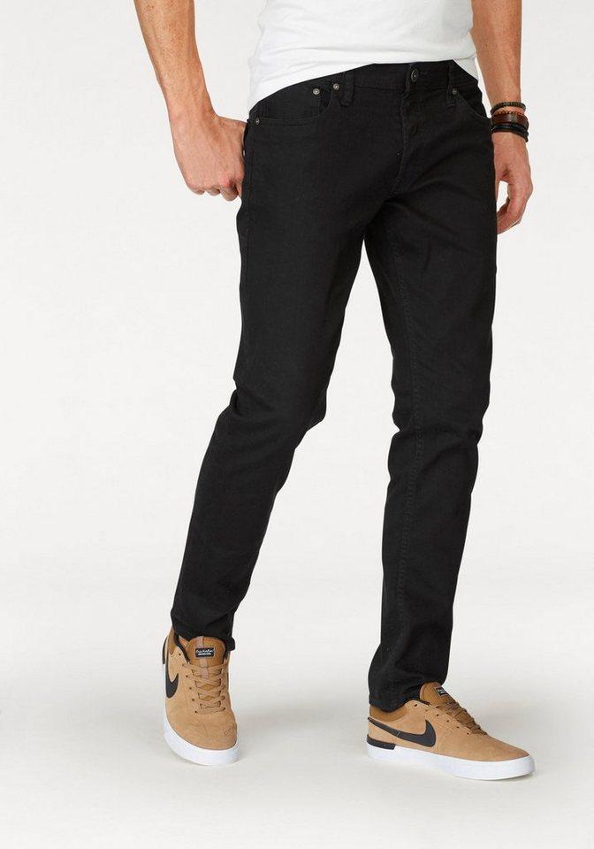 buy popular 53c19 20526 Jack & Jones Slim-fit-Jeans »TIM«, Verwaschene Jeans