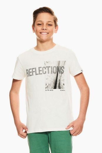 Garcia T-Shirt mit Print