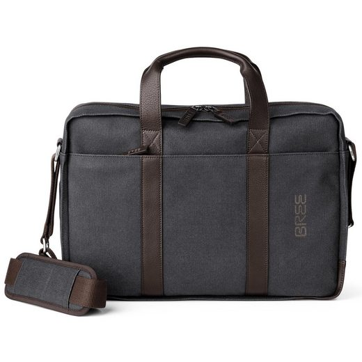 BREE Aktentasche »Punch CasualPunch Casual«, Canvas