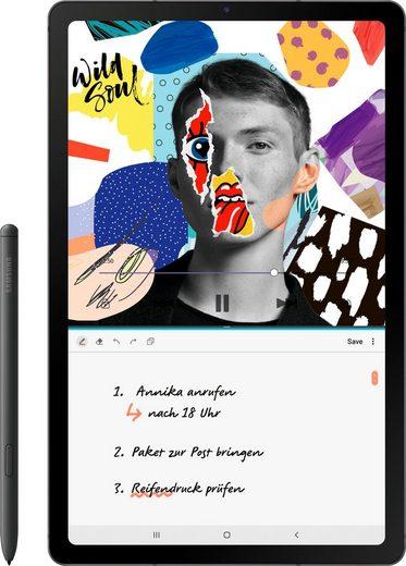 """Samsung Galaxy Tab S6 Lite Wifi Tablet (10,4"""", 64 GB, Android, registrieren und gratis Microsoft 365 sichern)"""