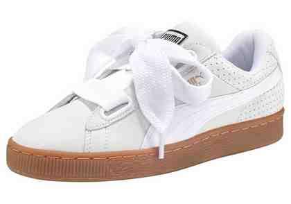 PUMA »Basket Heart Perf Gum Wn« Sneaker