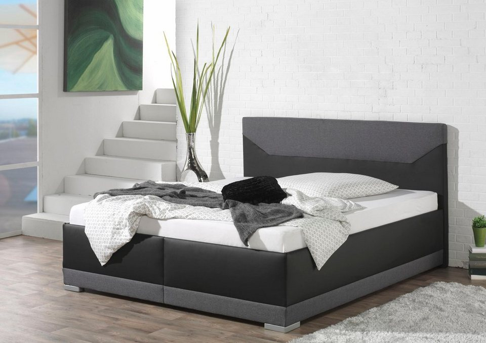 maintal polsterbett online kaufen otto. Black Bedroom Furniture Sets. Home Design Ideas