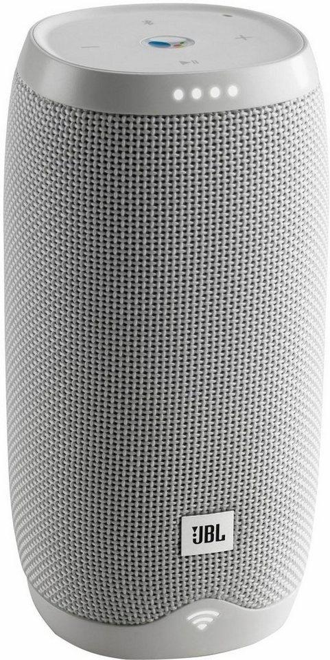 JBL Link 10 Portable-Lautsprecher (Bluetooth, WLAN (WiFi), Multiroom ...