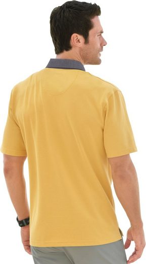Hajo Kurzarm-Shirt aus Waffelpikee
