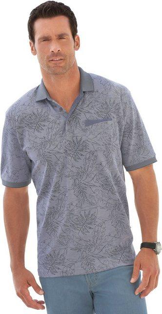 marco donati -  Kurzarm-Shirt in bügelfreier Qualität