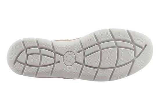 Aco Slipper mit Leder-Wechselfußbett