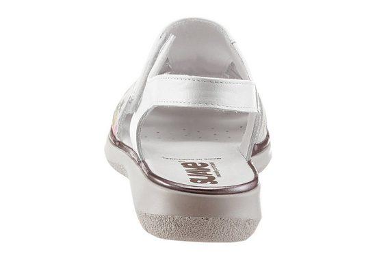 Sandale Suave Avec Fonction Air Pour La Régulation De Lhumidité