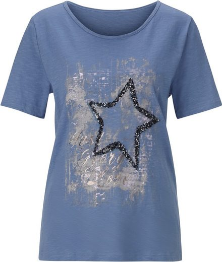 Classic Inspirations Shirt With Sequin
