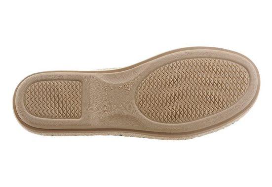 Slipper With Non-slip Rubber Outsole