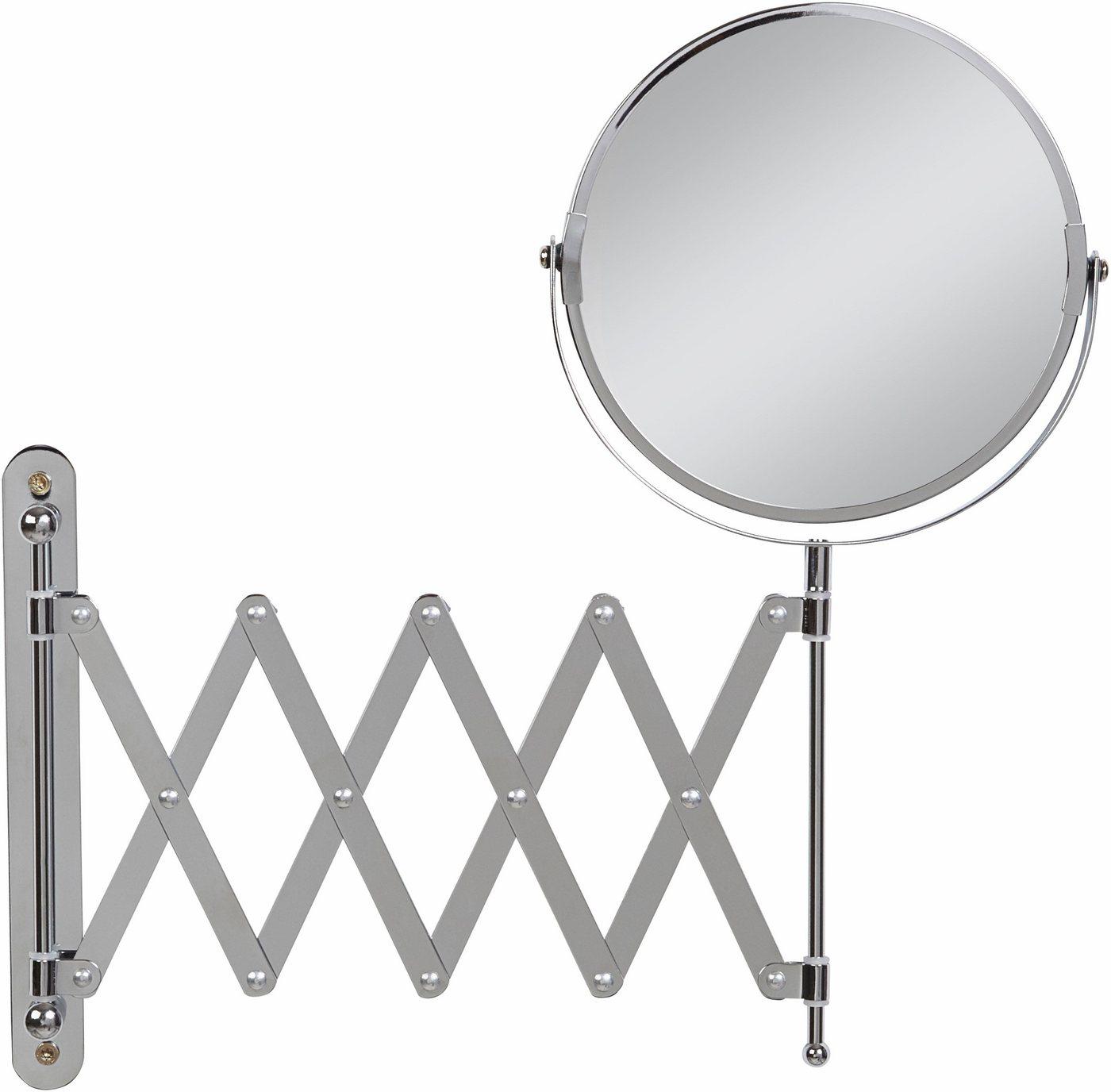 Express Solutions Kosmetikspiegel   Bad > Bad-Accessoires > Kosmetikspiegel   Grau   Express Solutions