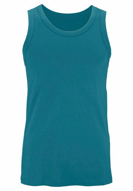 Unterhemd (3 Stück), aus Baumwolle | Bekleidung > Wäsche > Unterhemden | Bunt | Baumwolle | OTTO