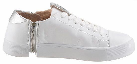Diesel Zip-Round S-Nentish Lc W Sneaker, mit Reißverschluss außen