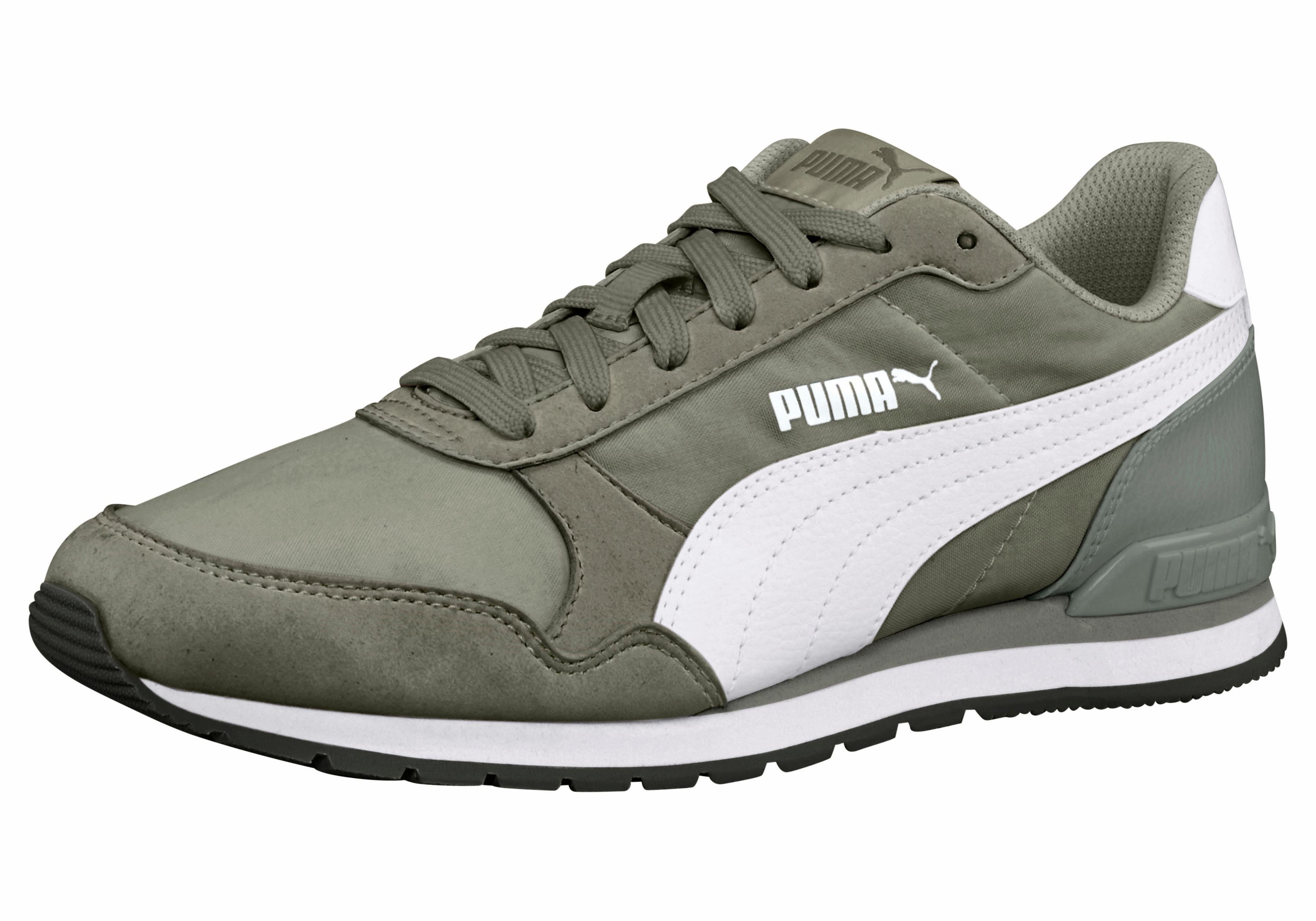 PUMA ST Runner v2 NL Sneaker online kaufen  grau-weiß
