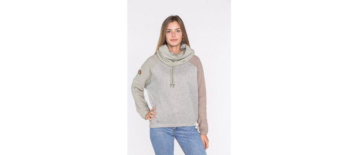 Verkauf Amazon Billigste Zum Verkauf Mazine Pullover mit modischem Schalkragen dkOya