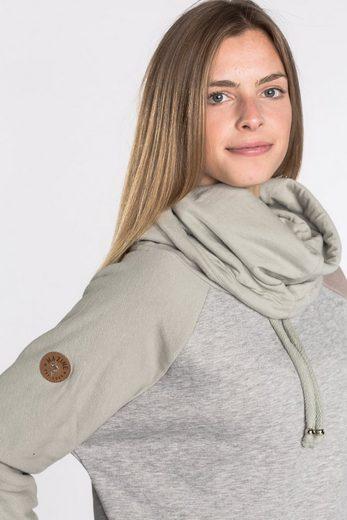 Mazine Pullover mit modischem Schalkragen