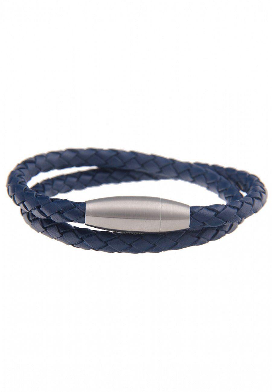 Leslii Armband mit Flecht-Look
