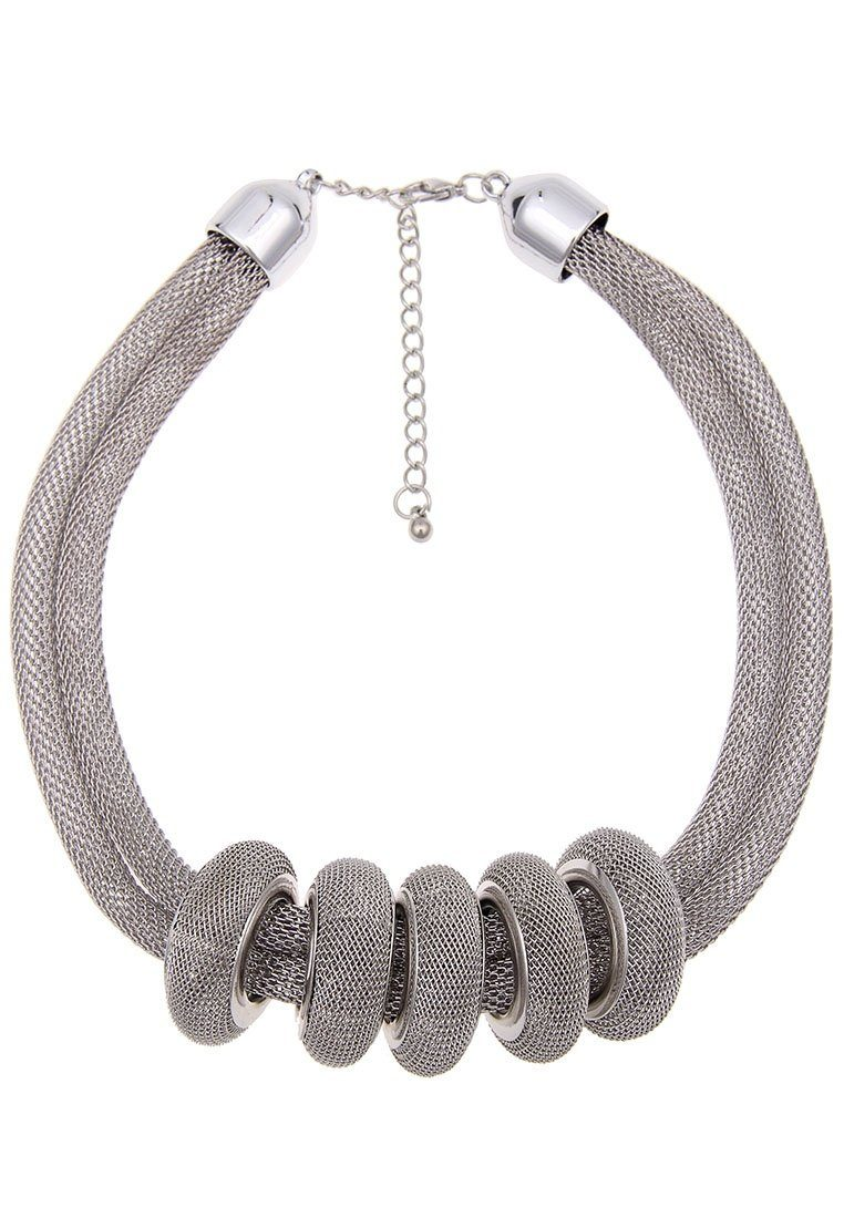 Leslii Halskette in Netz-Optik