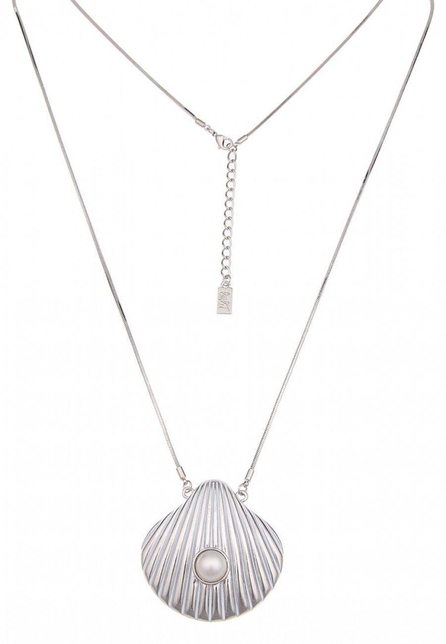 Leslii Halskette mit Muschelanhänger