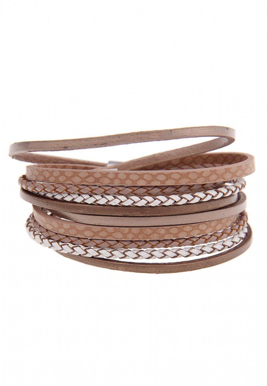Leslii Armband mit Magnetschließe