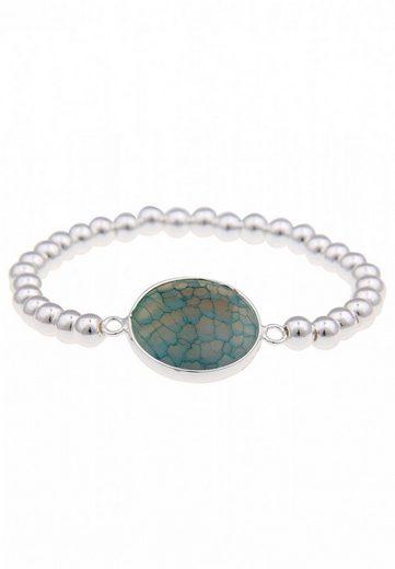 leslii Armband mit Steinanhänger