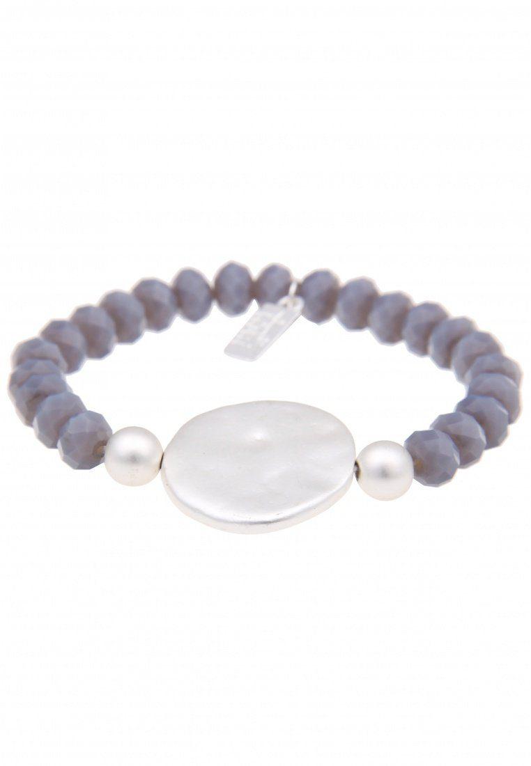 Leslii Armband mit geschliffenen Glasperlen