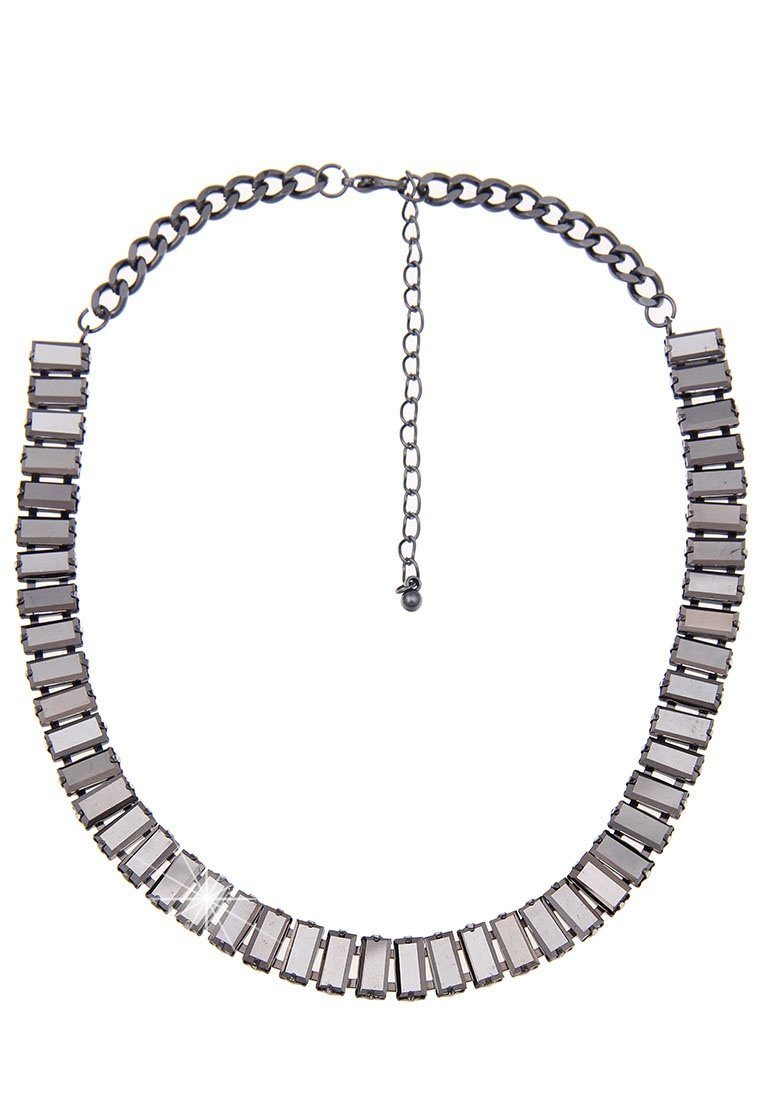Leslii Halskette mit schimmernden Steinen