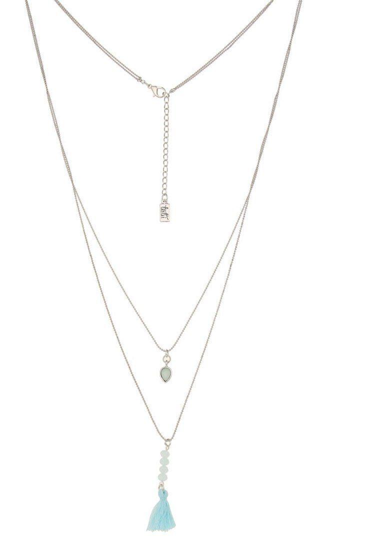 Leslii Halskette im Layering-Style