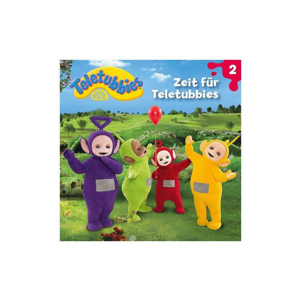 Universal CD Teletubbies 02 - Zeit Für Teletubbies