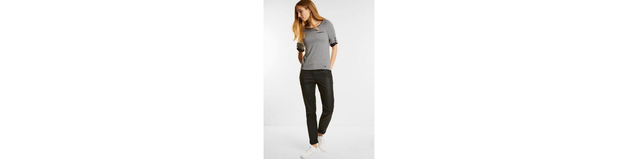 CECIL 3/4-Arm Melange Shirt Mailin Versand Outlet-Store Online Freies Verschiffen Größte Lieferant Mit Paypal Freiem Verschiffen Verkauf Wahl sYnSqJ8bP
