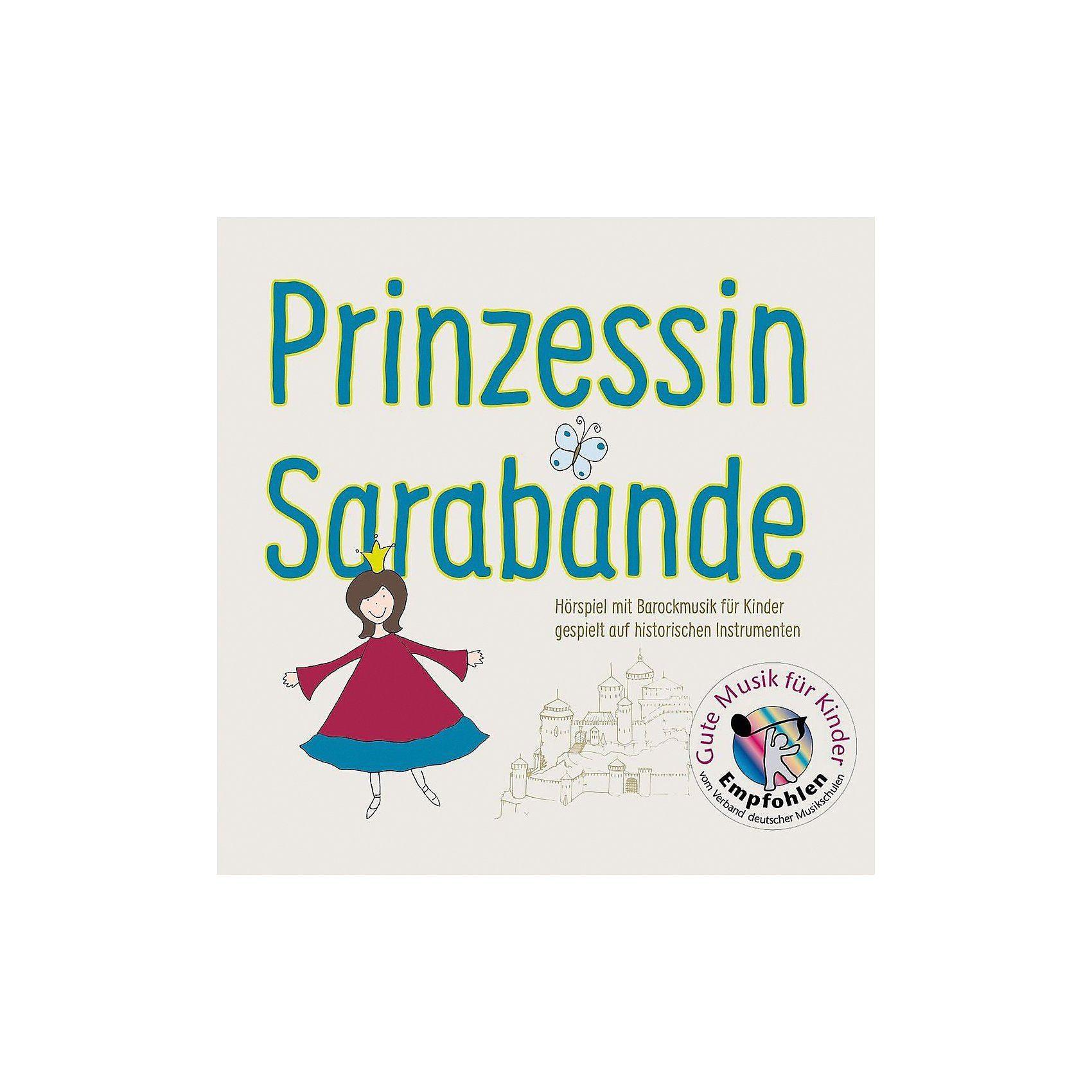 Universal CD Prinzessin Sarabande