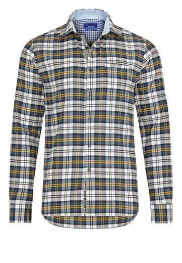 East Club London Langarmhemd