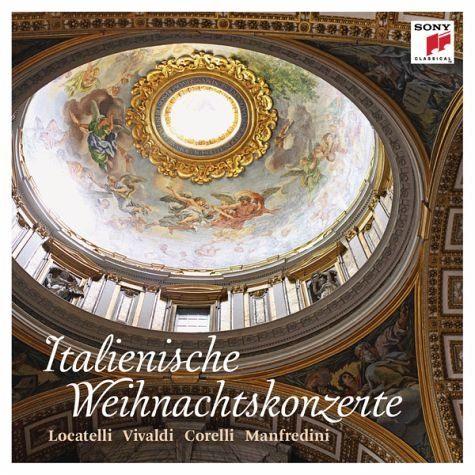 Audio CD »Diverse: Italienische Weihnachtskonzerte«