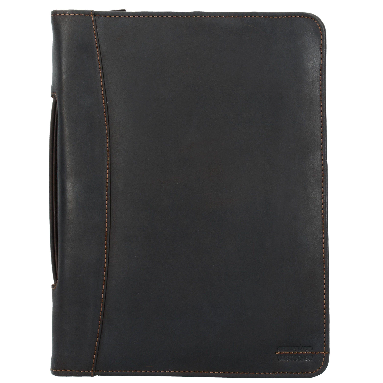 GREENLAND Westcoast Mappe Leder 27 cm Tabletfach