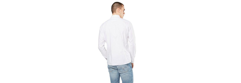 Joop! Langarmhemd 15 JJSH-19Heli-W, Knopfleiste