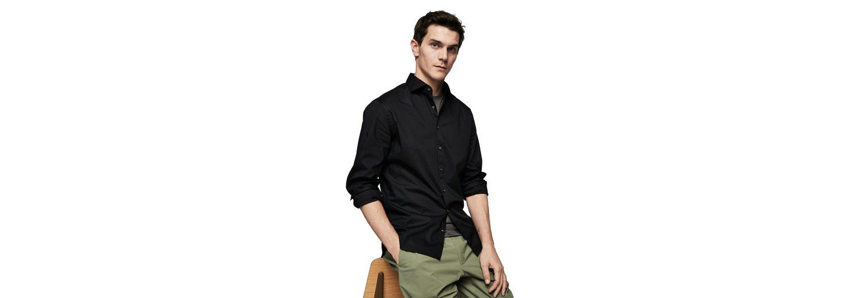 MAN aus MANGO MAN Slim Fit Hemd MANGO Baumwollstretch xwExapdYnS