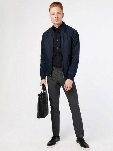 Ben Sherman Long Sleeve Shirt Ls Oxford, Button Tape