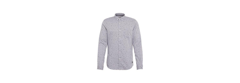 Tom Tailor Denim Langarmhemd fitted melange aop shirt Outlet Rabatte Billig Verkauf Outlet-Store Spielraum Angebote Online-Verkauf NwBGC8O0