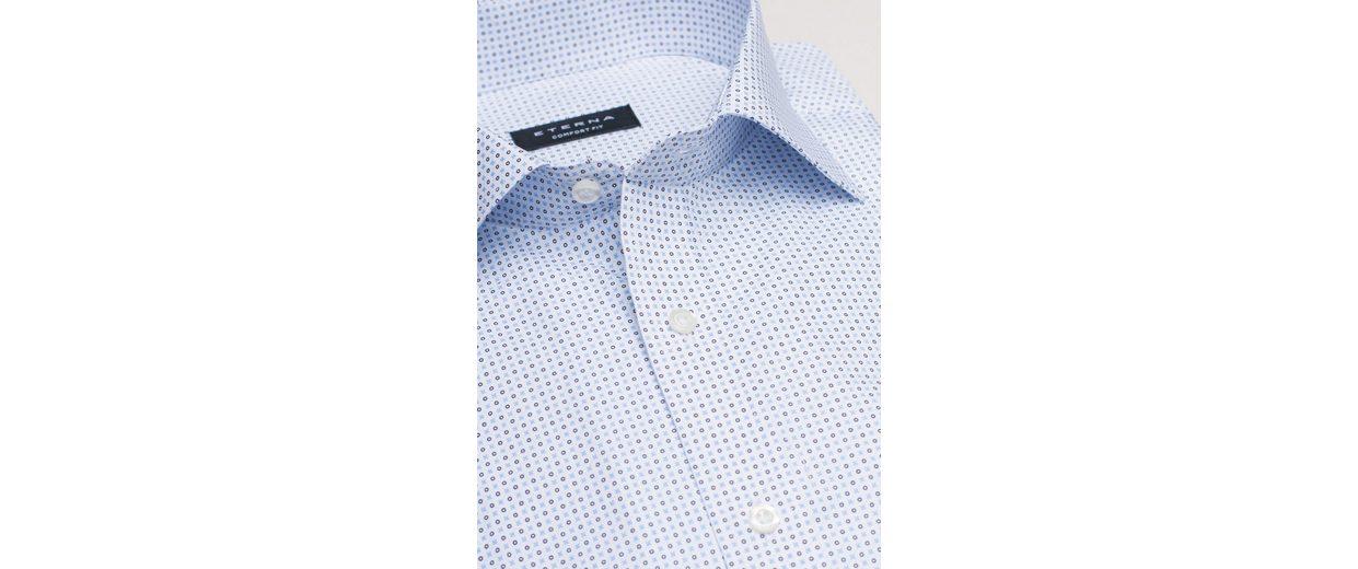 Spielraum Günstig Online Günstig Kaufen Original ETERNA Langarm Hemd Langarm Hemd COMFORT FIT Freie Verschiffen-Angebote B183m2ys