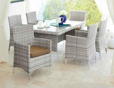 Gartenmöbel-Set weiß online kaufen | OTTO