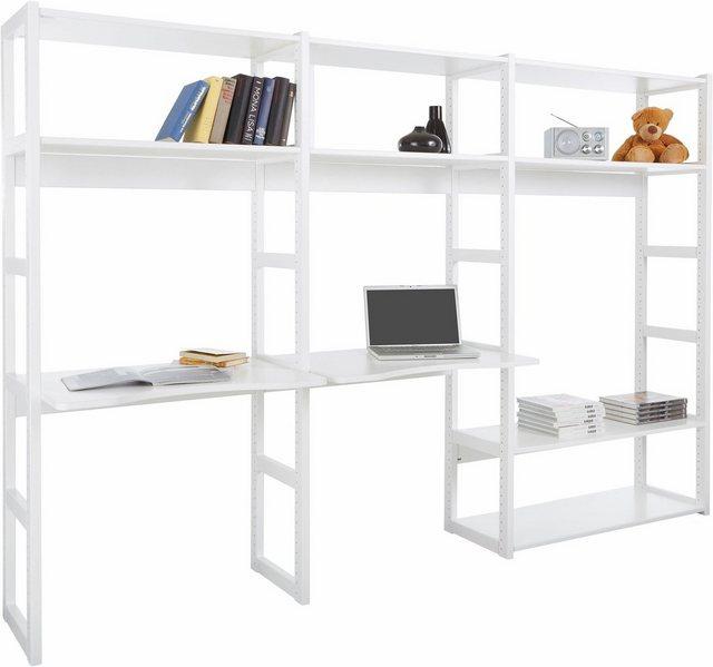 Komplettzimmer - Hoppekids Jugendzimmer Set »Skagen«, (Set, 20 tlg), inkl. Schreibtisch  - Onlineshop OTTO