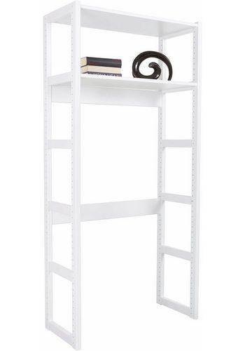 Hoppekids Regalanbau-Set Skagen, Breite 80 cm (5-tlg.) weiß |