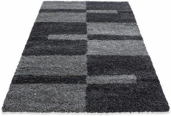 Hochflor-Teppich »Gala Shaggy 2505«, Ayyildiz, rechteckig, Höhe 30 mm, Wohnzimmer