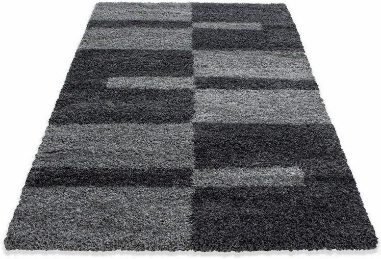 Hochflor-Teppich »Gala Shaggy 2505«, Ayyildiz, rechteckig, Höhe 30 mm
