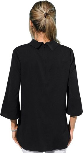 Creation L Blouse With Curved Hem