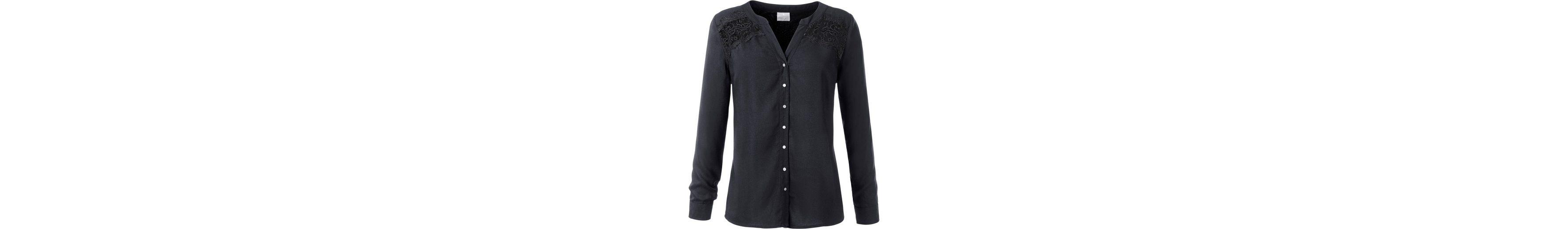 Freies Verschiffen Gutes Verkauf Auslass Fair Lady Bluse mit raffinierten Spitzeneinsätzen Spielraum Niedrigsten Preis  Wo Sie Finden Können VgNgSxZu