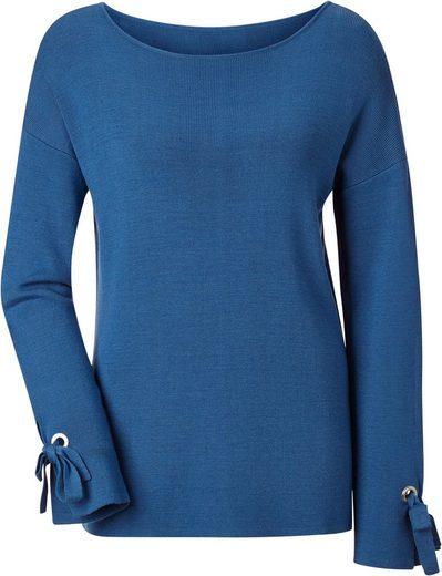 Creation L Pullover in weicher Feinstrick-Qualität