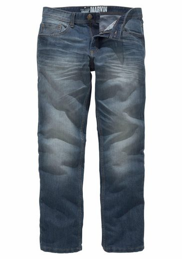 Tom Tailor Straight-Jeans Marvin