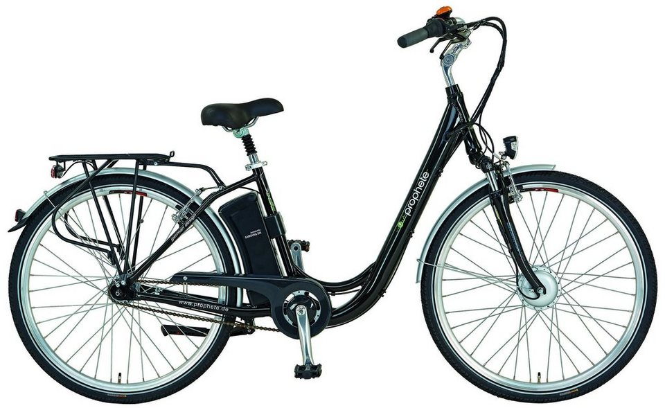 prophete da city e bike vorderradmotor 36v 250w 28 zoll. Black Bedroom Furniture Sets. Home Design Ideas