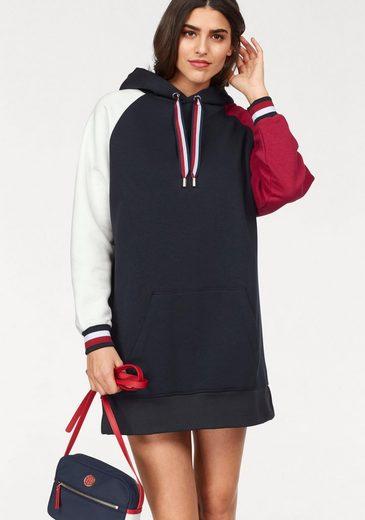 Tommy Hilfiger Kleid CAMILA HOODED DRESS LS