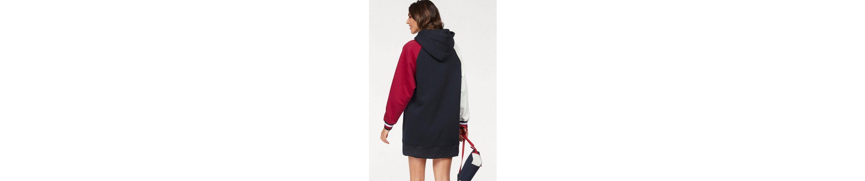 Verkauf Günstig Online Tommy Hilfiger Kleid CAMILA HOODED DRESS LS Zum Verkauf Footlocker  Um Online Finish Verkauf Online HIWcrX